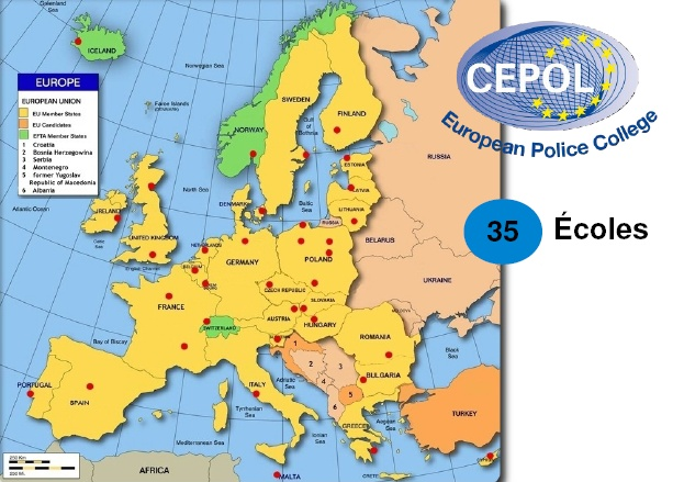 EUROPOL, police européenne Collag10