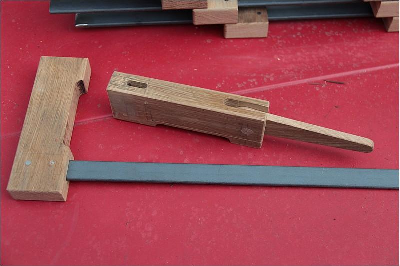 [Outillage] Serre-joint en bois. Img_7113