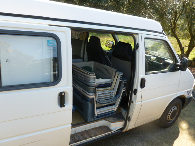 Continent/Corse pour rapatriement vary kennel P1010412