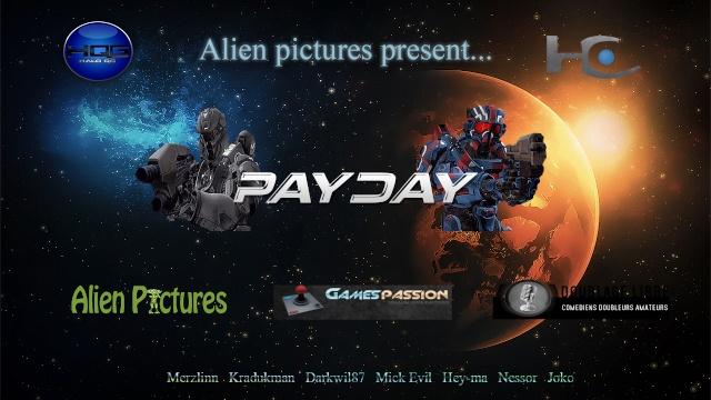 [Machinima Halo 4]PAYDAY Affich11