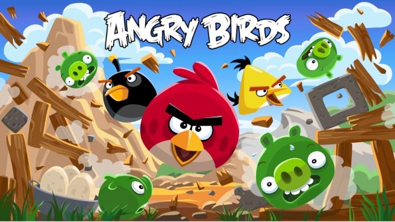 Angry Birds Angry-10