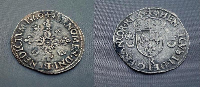 douzain Henri II 1560 R Douzai10