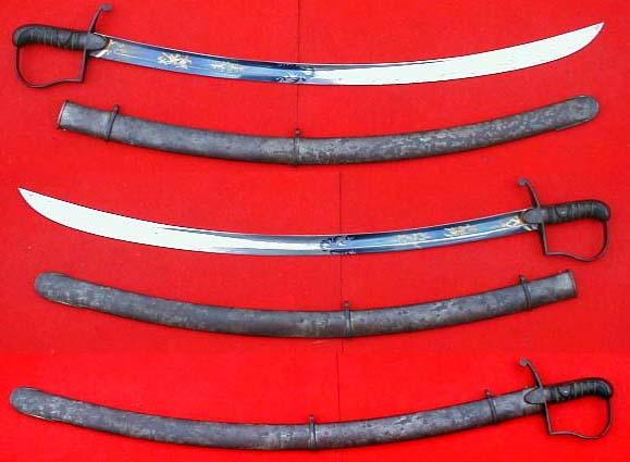 """Les sabres """"BLUCHER""""  Offici10"""