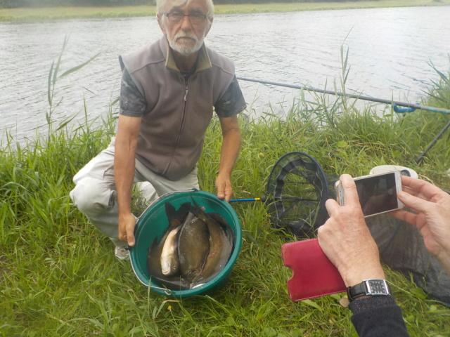 Jeudi 16 août 2018 pêche et grillades au Migron. Dscn1319
