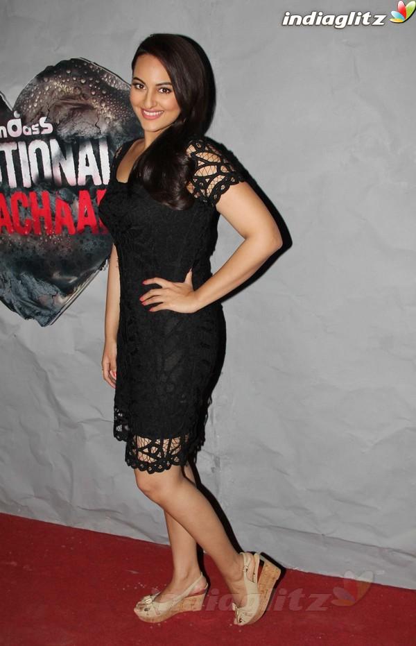 'Lootera' Cast On Sets Of Emotional Atyachaar Emot1913