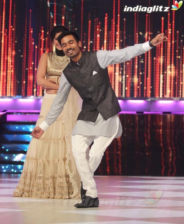 Dhanush, Sonam Grace Jhalak Dikhhla Jaa Rajh2012