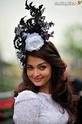 Aishwarya At Royal Ascot's Opening Day Ais20111