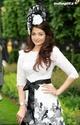Aishwarya At Royal Ascot's Opening Day Ais20210