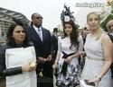 Aishwarya At Royal Ascot's Opening Day Ais20310