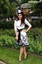 Aishwarya At Royal Ascot's Opening Day Ais20710