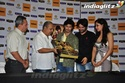 Vidyut Jamwal Launches 'Commando' DVD Como2010