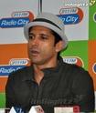 Farhan Akhtar Promotes 'Bhaag Milkha Bhaag' On-Air Farh2010