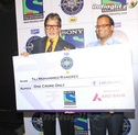 Taj Mohammed Rangrez Wins 1 Crore in KBC Kbc20113