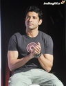 Farhan Akhtar At Launch of The Lighthouse Project - Страница 2 Lit08010