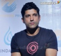 Farhan Akhtar At Launch of The Lighthouse Project - Страница 2 Lit08015