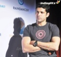 Farhan Akhtar At Launch of The Lighthouse Project - Страница 2 Lit08025