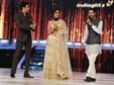 Dhanush, Sonam Grace Jhalak Dikhhla Jaa Rajh2014