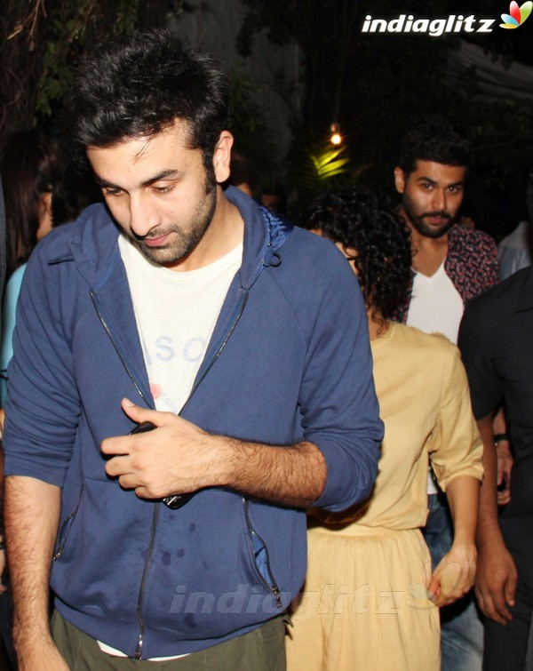 Aamir, Ranbir@'Ship Of Theseus' Special Screening Thea1918