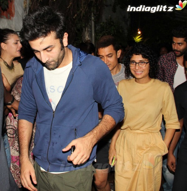 Aamir, Ranbir@'Ship Of Theseus' Special Screening Thea1920