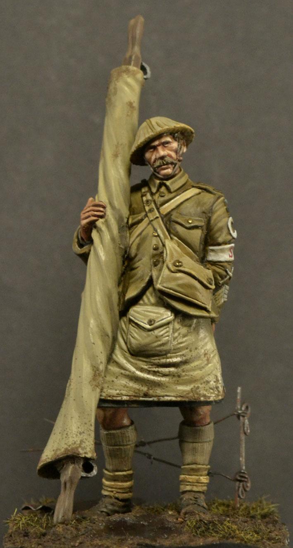 WW1 British Streatcher bearer _dsc1716