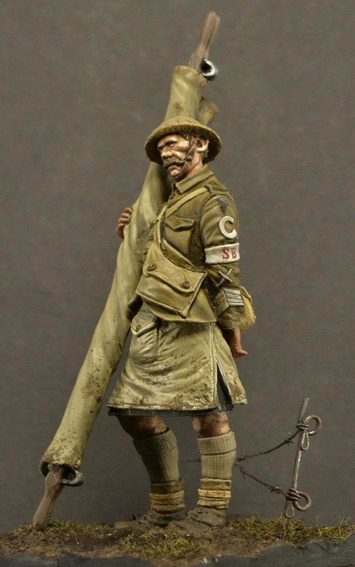 WW1 British Streatcher bearer _dsc1717
