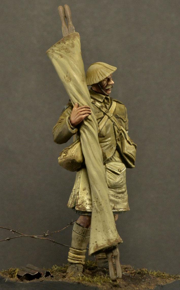 WW1 British Streatcher bearer _dsc1718
