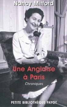 [Mitford, Nancy] Une anglaise à Paris Mitfor10