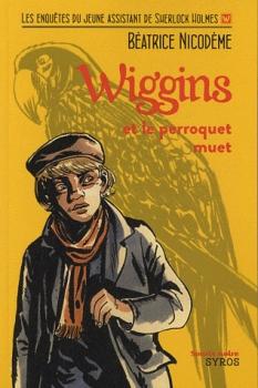 [Nicodème, Béatrice] Wiggins et le perroquet muet Wiggin10