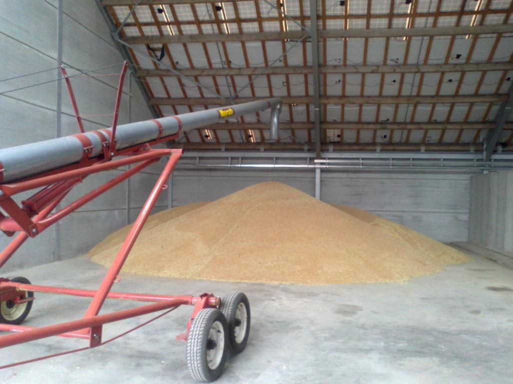 comment monter a tas de blé 06082010
