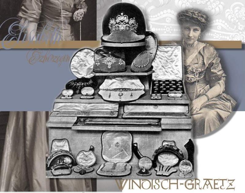 les bijoux de l'impératrice Sissi 011010