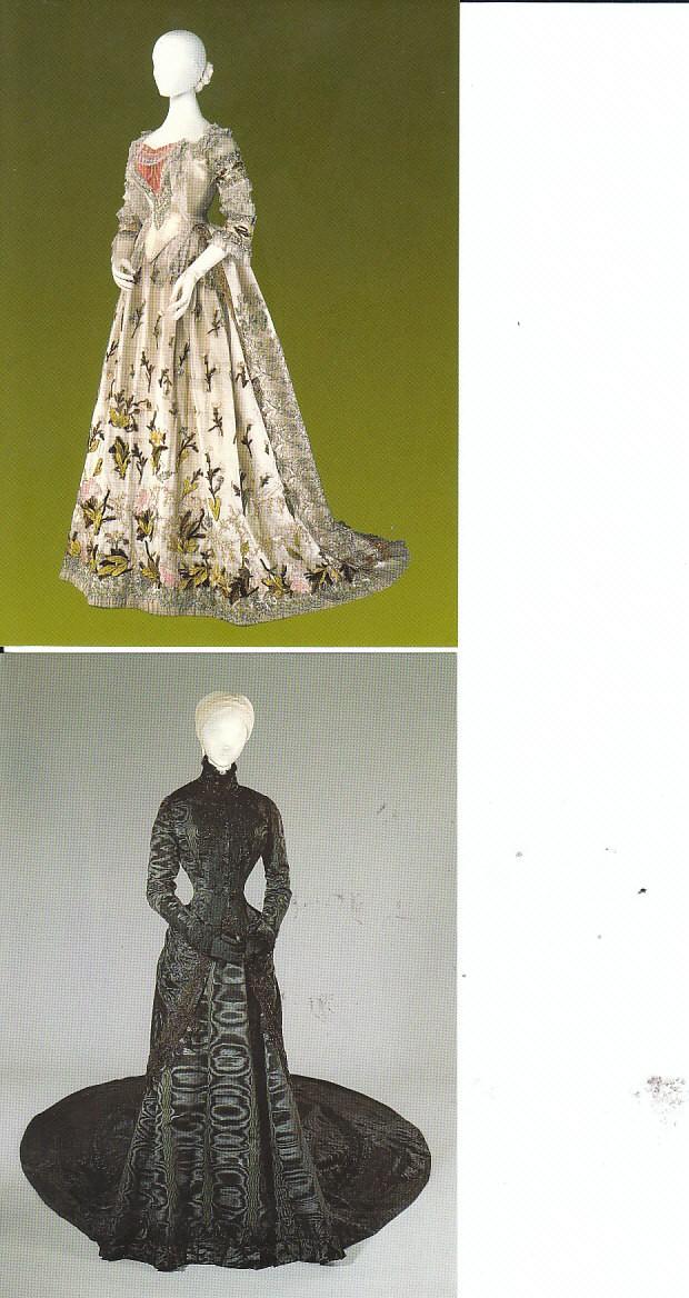 Les robes de l'impératrice Sissi 09110416