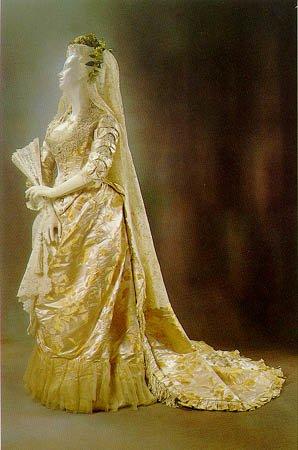 Les robes de l'impératrice Sissi 28482010
