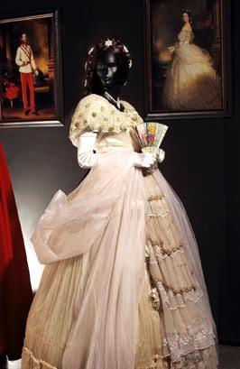 Les robes de l'impératrice Sissi 31285210