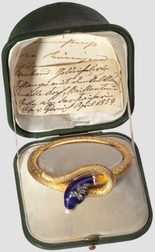 les bijoux de l'impératrice Sissi 38279710