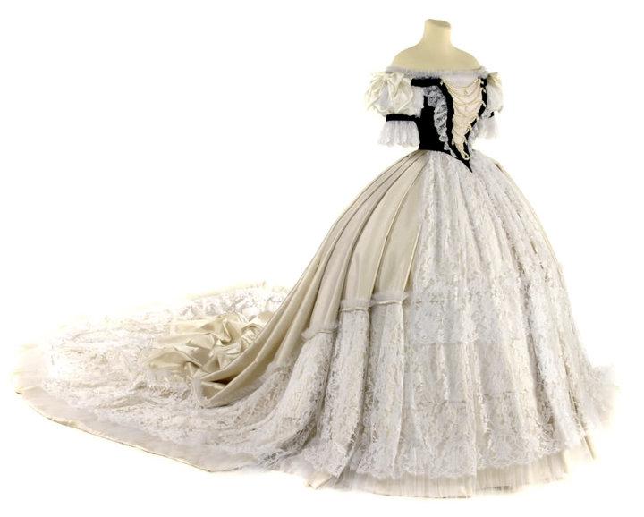 Les robes de l'impératrice Sissi 39078_10