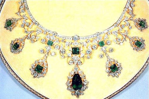 les bijoux de l'impératrice Sissi Collie10
