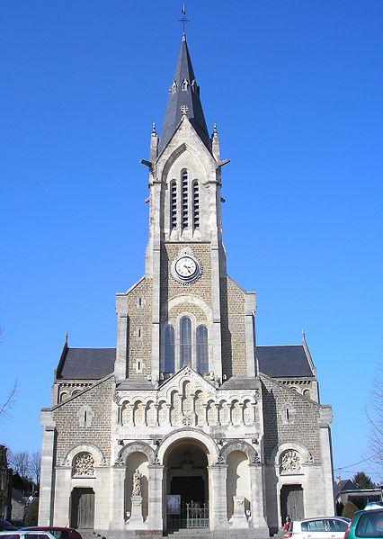 Département de l'Orne Eglise11