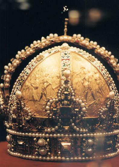 les bijoux de l'impératrice Sissi Vienna10