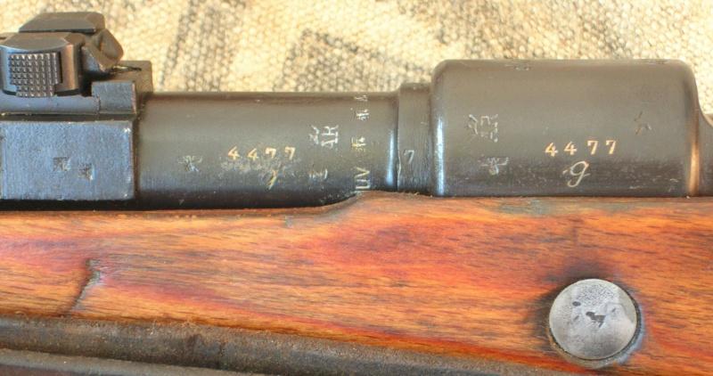 Housse à fusil 98k d'époque Duv_4110
