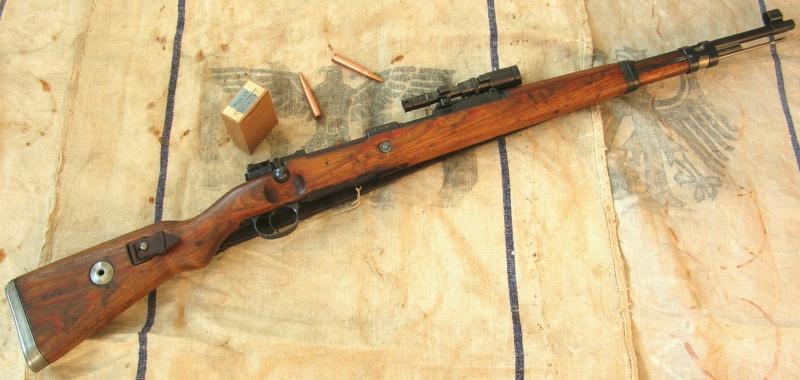 Housse à fusil 98k d'époque Duv_4111