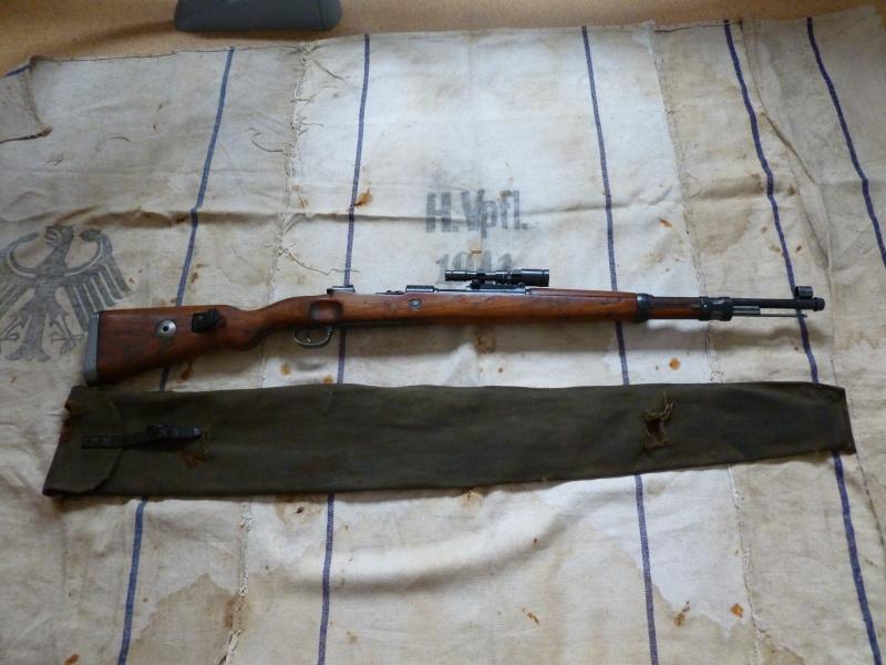 Housse à fusil 98k d'époque Housse10