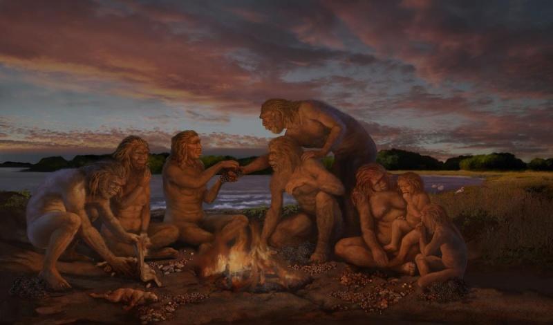 l'image de l'homme préhistorique - Page 8 Karen_10