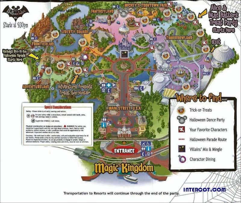 Le kiosque aux infos pratiques des parcs Disney. - Page 4 06map10