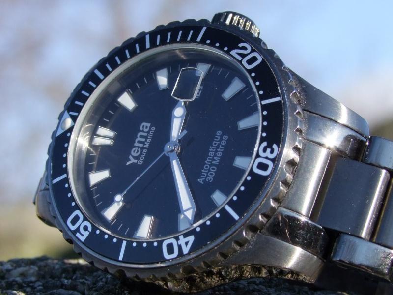 Plongeuse 300m tout acier Yema_s10