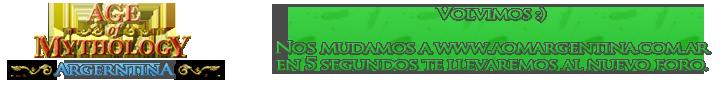 AoM Argentina