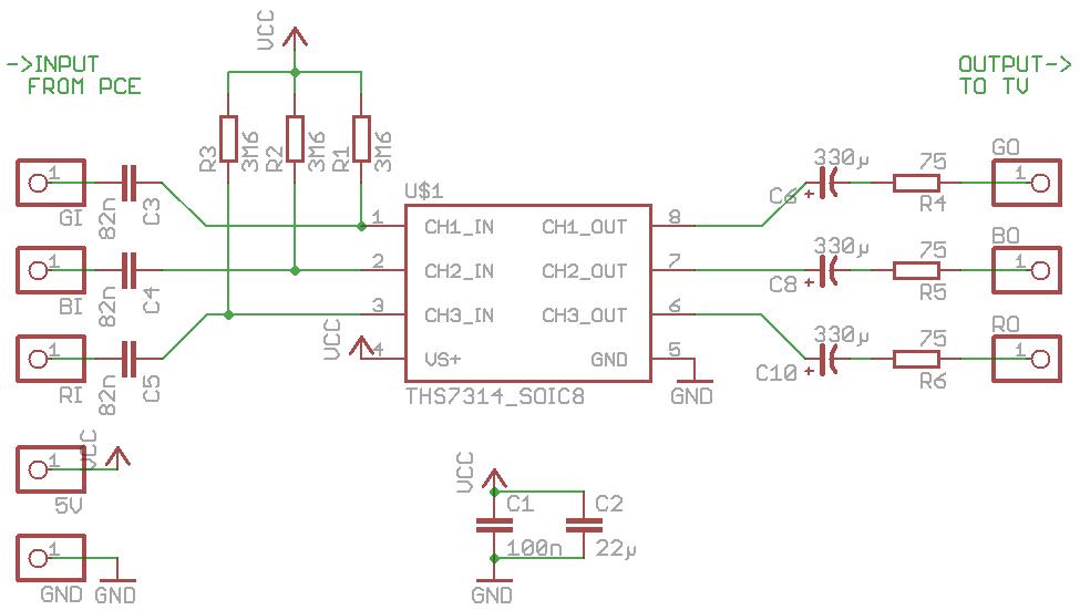 RGB booster pour mark III Qb71l10