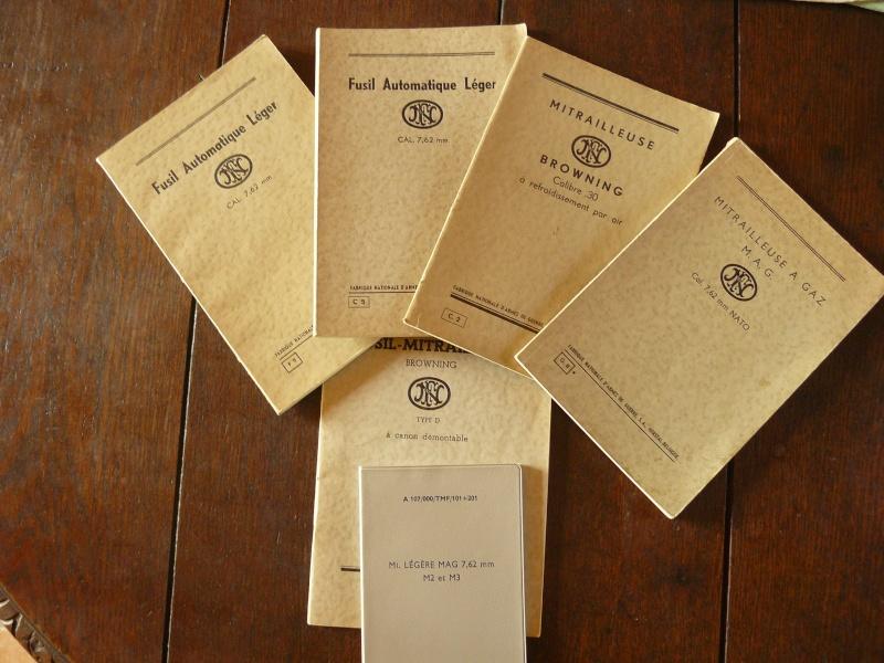 La FN....Quelques manuels ! Manuel18
