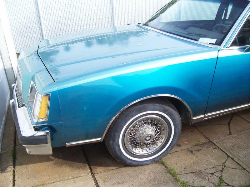 buick regal 1979 4.9L Kgrhqm10