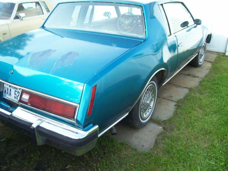 buick regal 1979 4.9L Kgrhqr10