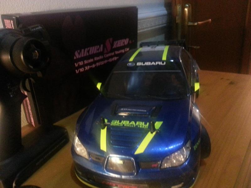 P: RC model sakura zero s 20131011